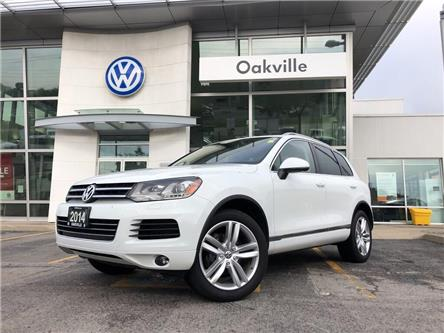 2014 Volkswagen Touareg Comfortline (Stk: 6013V) in Oakville - Image 1 of 19