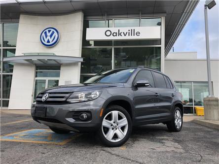 2016 Volkswagen Tiguan Comfortline (Stk: 6009V) in Oakville - Image 1 of 20