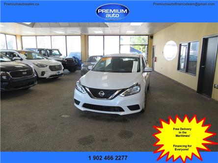 2019 Nissan Sentra 1.8 SV (Stk: 296626) in Dartmouth - Image 1 of 23
