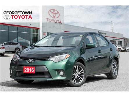 2016 Toyota Corolla LE (Stk: 16-99567GT) in Georgetown - Image 1 of 19
