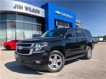 2016 Chevrolet Tahoe LT (Stk: 6357) in Orillia - Image 1 of 23