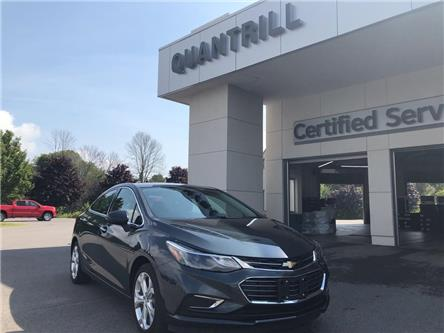2017 Chevrolet Cruze Premier Auto (Stk: 20027A) in Port Hope - Image 1 of 17
