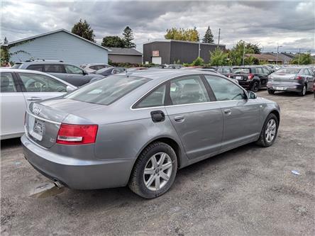 2008 Audi A6 3.2 (Stk: ) in Ottawa - Image 2 of 2