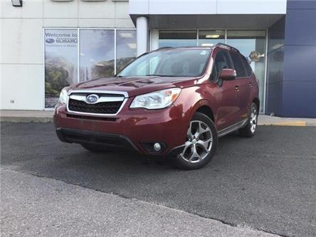 2015 Subaru Forester 2.5i Touring (Stk: S4010A) in Peterborough - Image 2 of 13