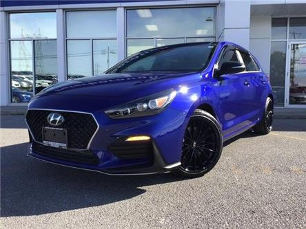 2019 Hyundai Elantra GT N Line (Stk: H12190) in Peterborough - Image 2 of 22