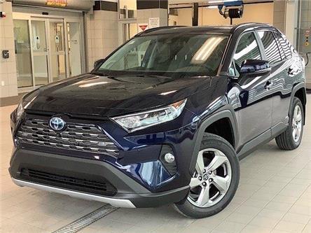 2019 Toyota RAV4 Hybrid Limited (Stk: 21834) in Kingston - Image 1 of 30