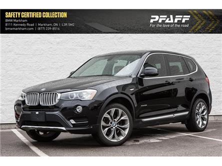 2016 BMW X3 xDrive35i (Stk: O12370) in Markham - Image 1 of 19