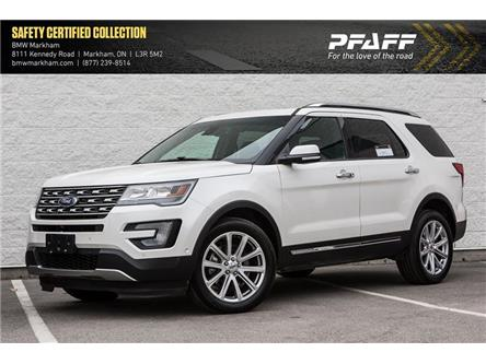 2017 Ford Explorer Limited (Stk: 38206A) in Markham - Image 1 of 20