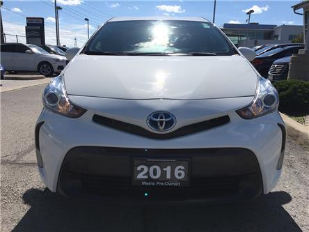 2016 Toyota Prius v Base (Stk: 1794W) in Brampton - Image 2 of 27