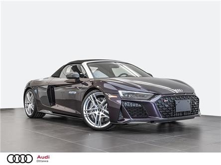 2020 Audi R8 5.2 V10 performance (Stk: 52867) in Ottawa - Image 1 of 20
