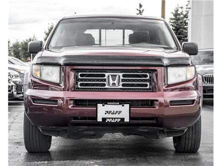 2007 Honda Ridgeline LX (Stk: T17041AA) in Woodbridge - Image 2 of 18