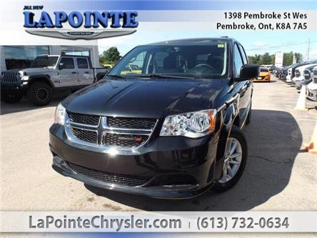 2017 Dodge Grand Caravan CVP/SXT (Stk: P3466) in Pembroke - Image 1 of 28
