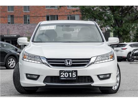 2015 Honda Accord Touring (Stk: 19-404AA) in Richmond Hill - Image 2 of 21