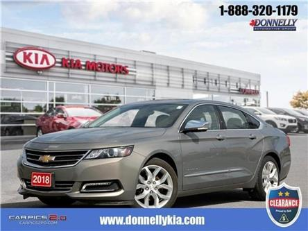 2018 Chevrolet Impala 2LZ (Stk: KUR2260) in Kanata - Image 1 of 29