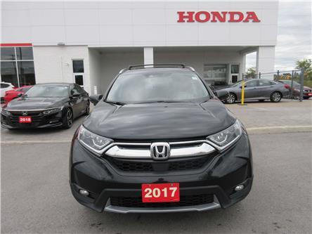 2017 Honda CR-V EX (Stk: SS3623) in Ottawa - Image 2 of 18