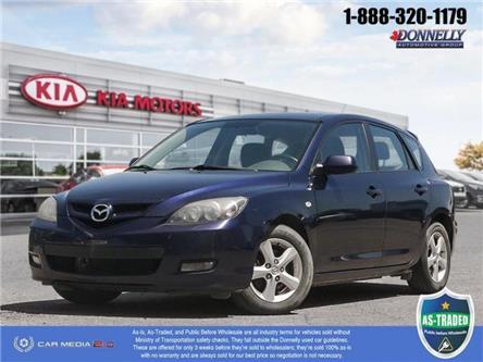 2009 Mazda Mazda3 Sport GX (Stk: KS265A) in Kanata - Image 1 of 29