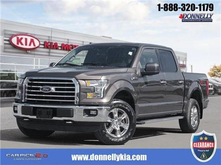 2016 Ford F-150 XLT (Stk: KT55DTA) in Kanata - Image 1 of 29