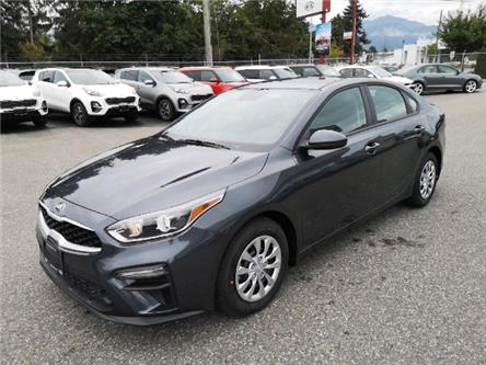 2020 Kia Forte LX (Stk: K02-8002) in Chilliwack - Image 1 of 15