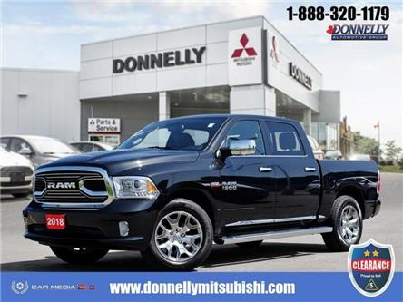 2018 RAM 1500 Longhorn (Stk: MS106DTA) in Kanata - Image 1 of 27