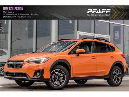 2019 Subaru Crosstrek Sport (Stk: S00345) in Guelph - Image 1 of 22