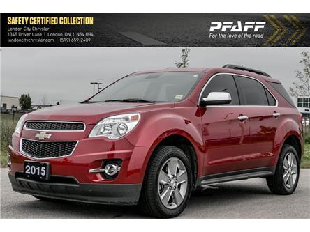 2015 Chevrolet Equinox 2LT (Stk: LC8348A) in London - Image 1 of 22