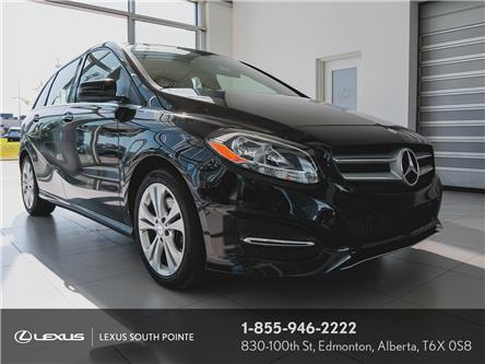 2015 Mercedes-Benz B-Class Sports Tourer (Stk: LUB8553A) in Edmonton - Image 1 of 21