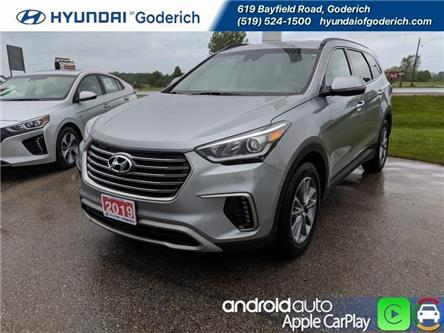 2019 Hyundai Santa Fe XL 3.3L Preferred AWD 7 Pass (Stk: 95029) in Goderich - Image 1 of 14