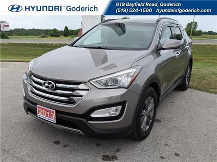 2013 Hyundai Santa Fe Premium (Stk: 90089B) in Goderich - Image 1 of 14