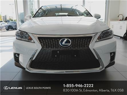 2016 Lexus CT 200h Base (Stk: L900759A) in Edmonton - Image 2 of 24