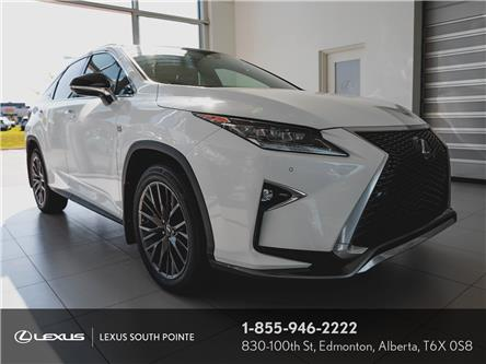 2017 Lexus RX 350 Base (Stk: L900021A) in Edmonton - Image 1 of 25