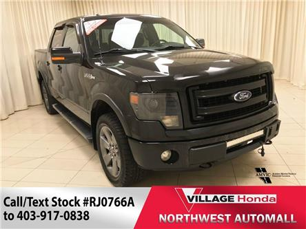 2013 Ford F-150  (Stk: RJ0766A) in Calgary - Image 1 of 30