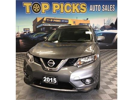 2015 Nissan Rogue SV (Stk: 815195) in NORTH BAY - Image 1 of 30
