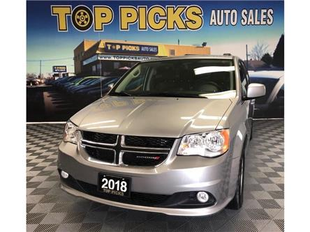 2018 Dodge Grand Caravan Crew (Stk: 295660) in NORTH BAY - Image 1 of 28