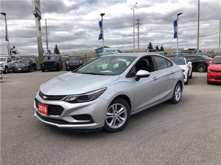 2018 Chevrolet Cruze LT|SUNROOF|BLUETOOTH|REMOTE START| (Stk: PW18398) in BRAMPTON - Image 2 of 22