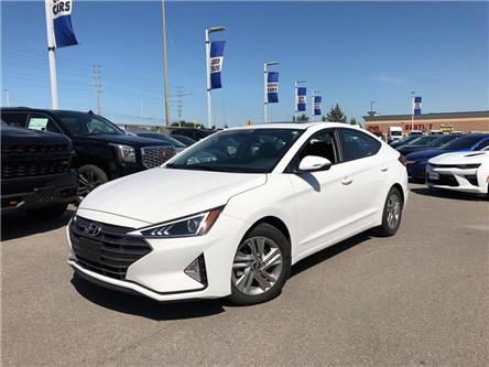 2019 Hyundai Elantra Preferred|Lane Keep|Blindspot Detect|Backup Cam| (Stk: WC187184) in BRAMPTON - Image 2 of 22