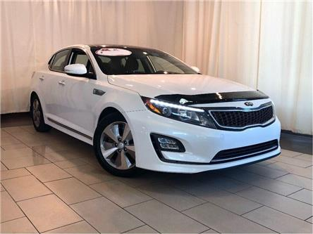 2016 Kia Optima Hybrid EX (Stk: K31779) in Toronto - Image 1 of 29