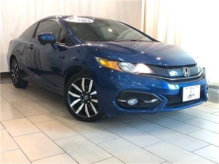 2015 Honda Civic EX-L (Stk: 39153) in Toronto - Image 1 of 29