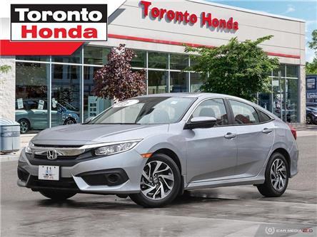 2018 Honda Civic EX (Stk: 39464) in Toronto - Image 1 of 27
