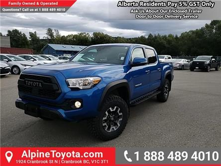 2018 Toyota Tacoma TRD Off Road (Stk: X141097M) in Cranbrook - Image 1 of 25