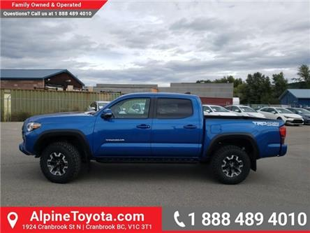 2018 Toyota Tacoma TRD Off Road (Stk: X141097M) in Cranbrook - Image 2 of 25