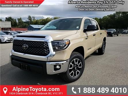 2020 Toyota Tundra Base (Stk: X871359) in Cranbrook - Image 1 of 24