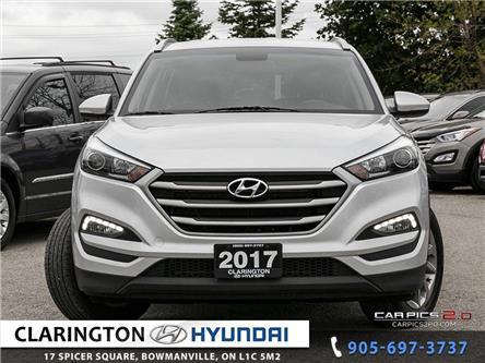 2017 Hyundai Tucson Premium (Stk: 19671A) in Clarington - Image 2 of 27