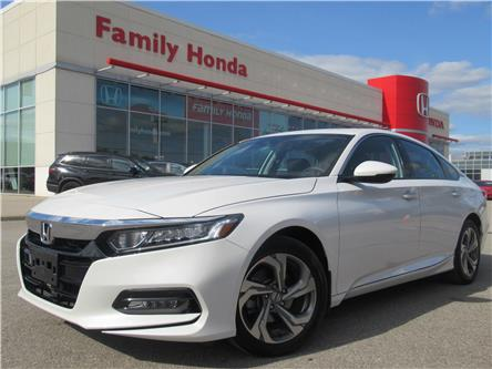 2018 Honda Accord EX-L (Stk: 8809997) in Brampton - Image 1 of 30