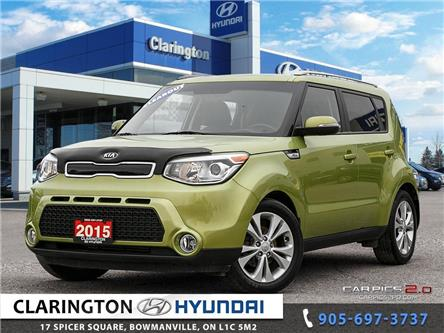 2015 Kia Soul EX+ (Stk: U954) in Clarington - Image 1 of 27