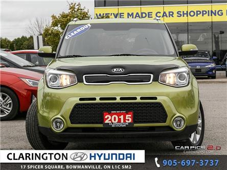 2015 Kia Soul EX+ (Stk: U954) in Clarington - Image 2 of 27