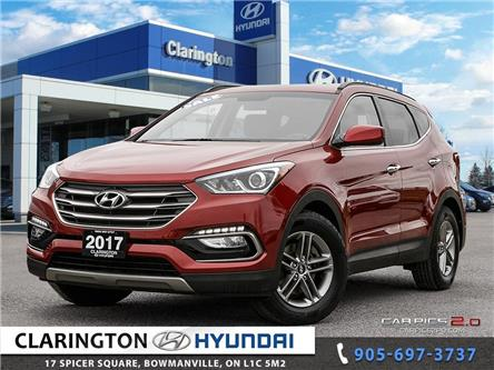 2017 Hyundai Santa Fe Sport 2.4 Base (Stk: 19545A) in Clarington - Image 1 of 27
