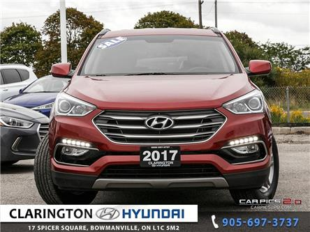 2017 Hyundai Santa Fe Sport 2.4 Base (Stk: 19545A) in Clarington - Image 2 of 27