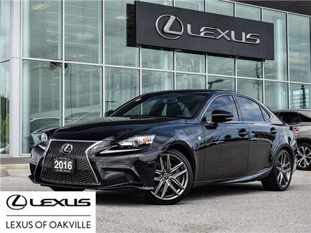 2016 Lexus IS 300 Base (Stk: UC7795) in Oakville - Image 1 of 22