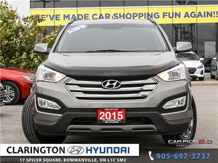 2015 Hyundai Santa Fe Sport 2.4 Premium (Stk: 19614A) in Clarington - Image 2 of 27
