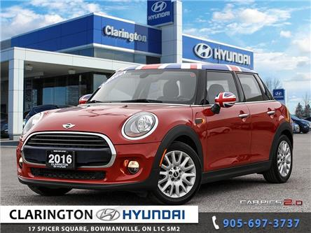 2016 MINI 5 Door Cooper (Stk: U957) in Clarington - Image 1 of 27